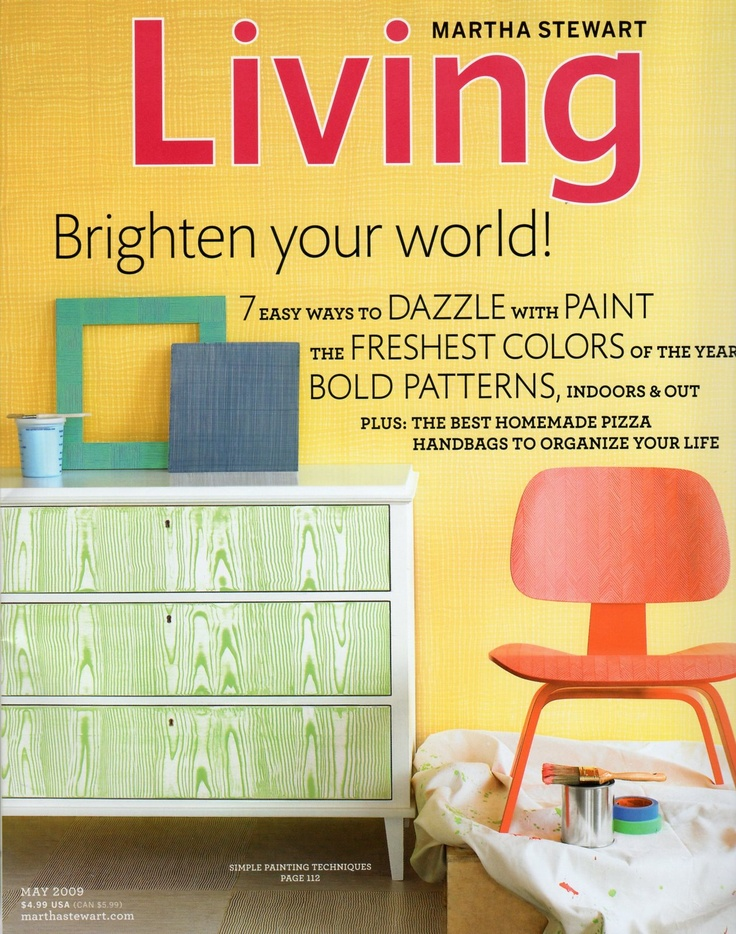 Martha Stewart Living May 2009   Everyday Houseblend.blogspot.com/search?