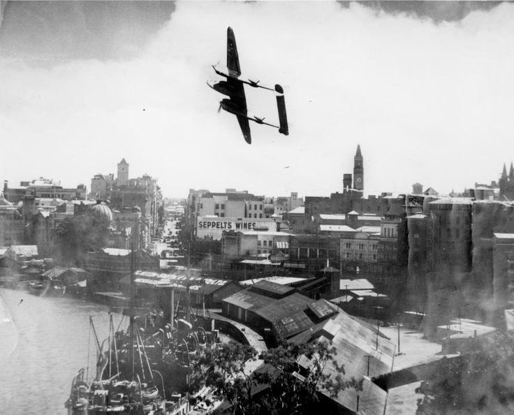 Brisbane Queensland,1943