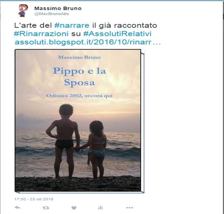 La tecnica della rinarrazione in una storia avvincente nel romanzo Pippo e la Sposa