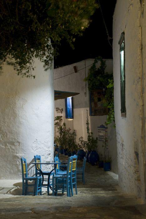 ~ Chora - Amorgos ~ photo by Carlo-it