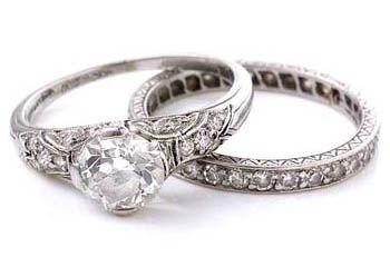 オールドカットダイヤモンドリング | アンティークジュエリー ヴィクトリアンボックス VICTORIANBOX