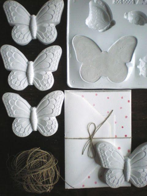 ... farfalle sul mio tavolo ...