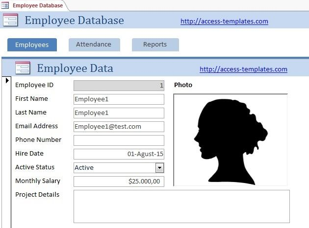 Access Database Templates For Employee Scheduling Access Database Templates Schedule Template