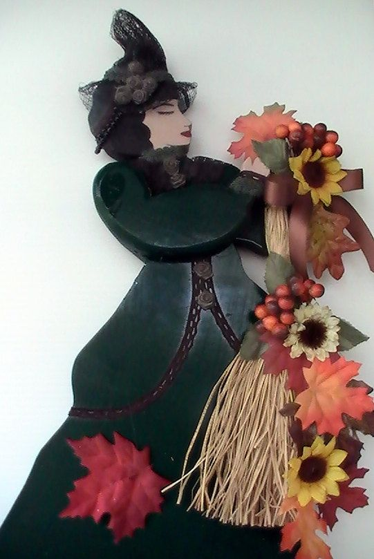 wood cut victorian witch by carmelascreations on etsy price has been reduced as of 10 6 13