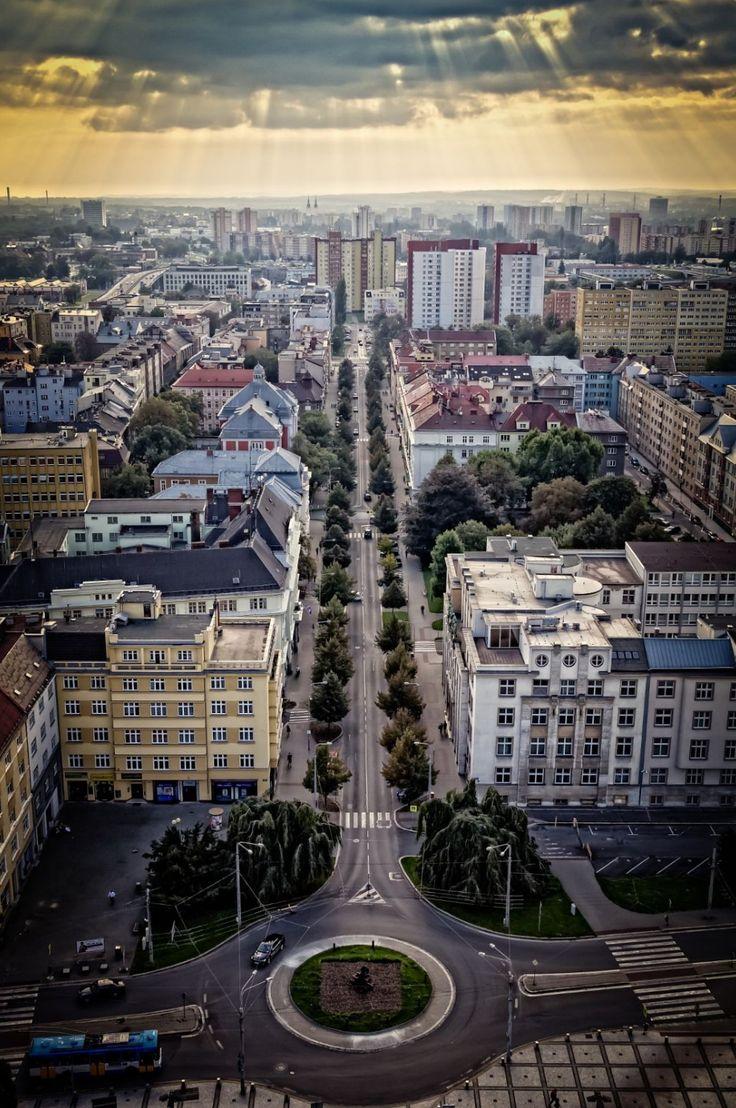 """""""Ostrava, Czech Republic """""""