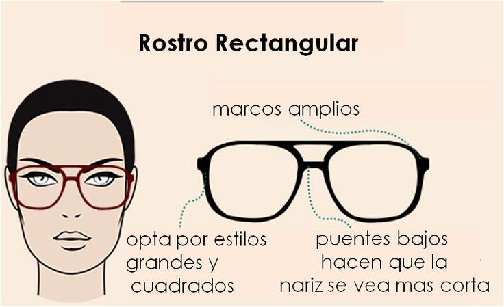 El blog de HENDAY STYLE nos enseña qué tipo de gafas nos favorece más.
