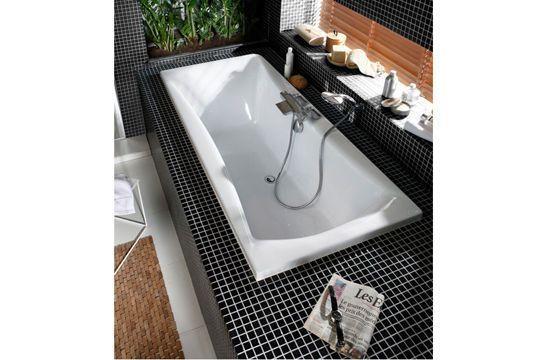 20 petites baignoires et baignoires sabot qu'on aime - CôtéMaison.fr