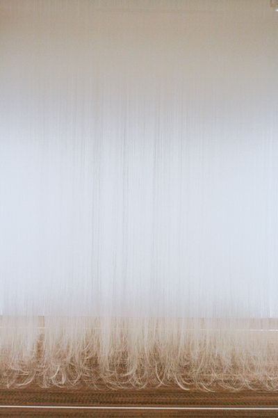 Mira Schendel at Tate Modern | Exhibition review | Still Waves of Probability - 1969