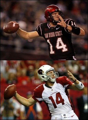 From Aztec to Cardinal, Quarterback Ryan Lindley will join the SuperFest team this year. Lindley left San Diego State as the Aztecs' all-time career leader in several different offensive categories, including passing yards (12,690), touchdowns (90) and completions (961). Get a passing lesson from him at #SuperFestSD!
