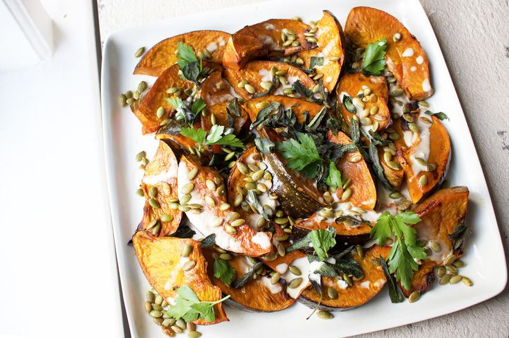 Pumpkin and sage is a match made in heaven! I love serving this salad when I host a dinner party – it's so easy to put together and tastes absolutely divine! Plus pumpkin is full of beta-carotene, …