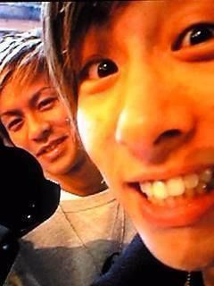 現在V6のメンバーとして人気を集めている森田剛と三宅健。