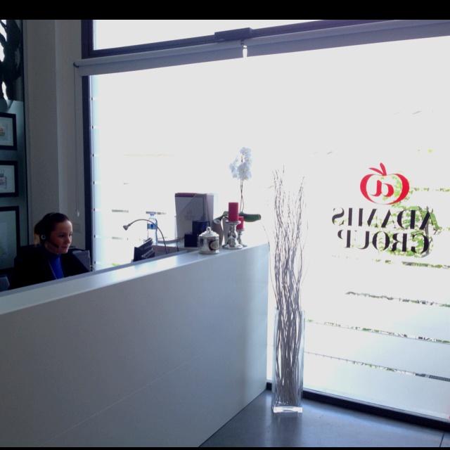 Adamis Group Milan Desk