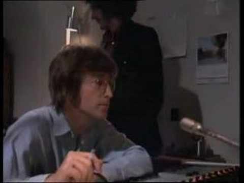 "John Lennon ""Gimme Some Truth"" - Part 7/7 (HQ) THE MAKING OF THE IMAGINE ALBUM   1971"