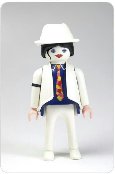 Playmobil Michael Jackson..