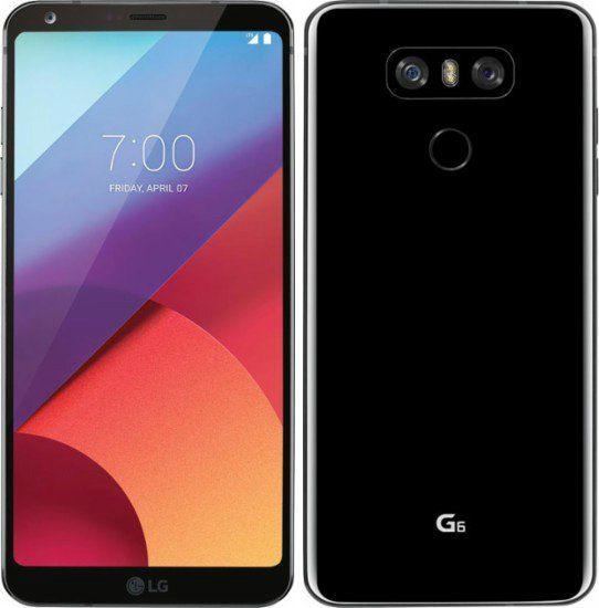 LG G6 Specifications, Release Date & Price