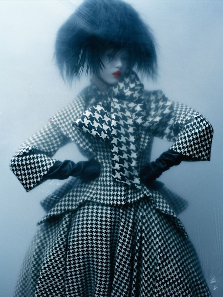 #XiaoWenJu by #TimWalker for #VogueUK March 2015