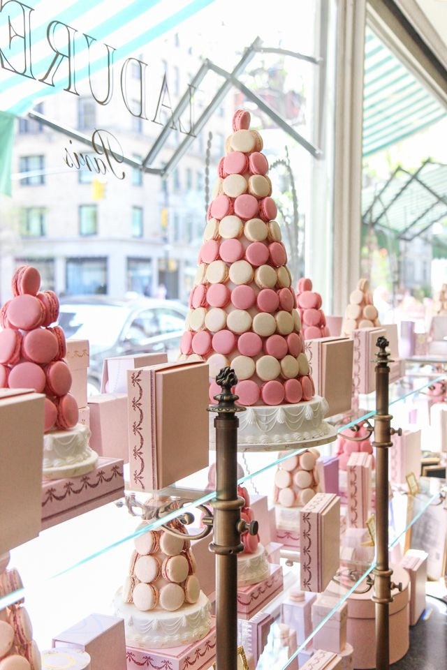 NYC Guide: Ladurée Madison Avenue - York Avenue