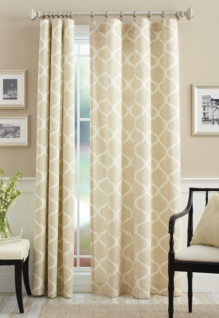 Etonnant Celebrate Summer By Freshening Up Your Home With These Affordable And  Attractive Iron Works Curtains. Better Homes And GardensIron ...