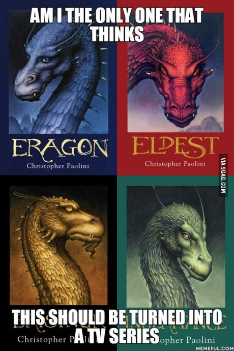 Eragon movie sucked