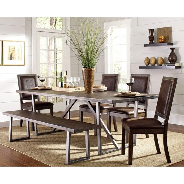 1000+ Ideas About Rustic Dining Rooms On Pinterest