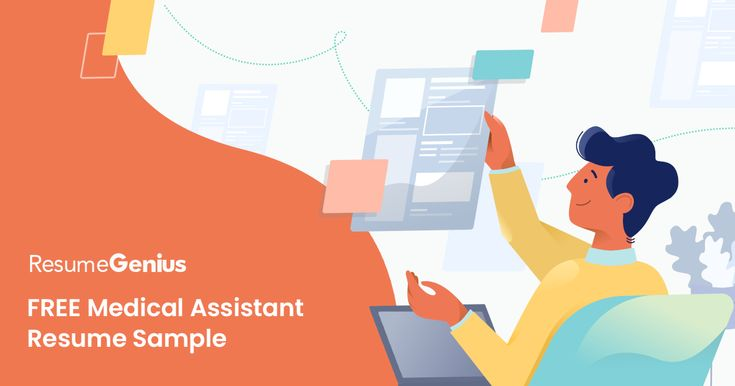 Get an eyecatching medical assistant resume that