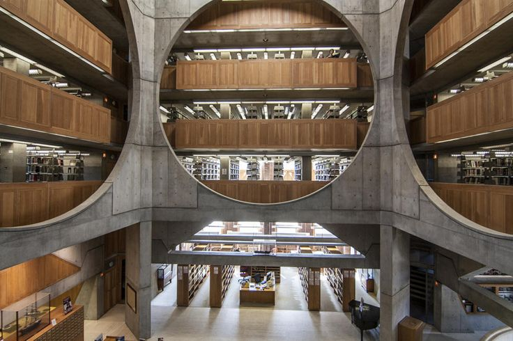 Phillips Exeter Academy Library, Exter, Stany Zjednoczone