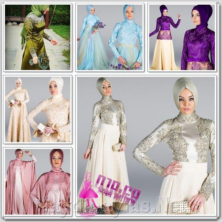 2015 - 2016 Tesettür Abiye Elbise Modelleri - http://www.n10.co/abiye-modelleri/2015-2016-tesettur-abiye-elbise-modelleri.html