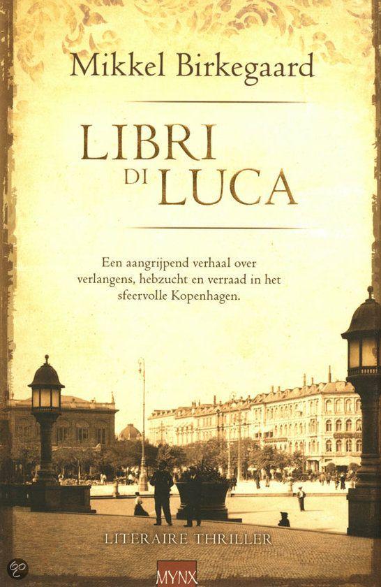 Als Luca Campelli onder mysterieuze omstandigheden overlijdt, erft zijn zoon Jon zijn tweedehands boekwinkel in Kopenhagen. Na de begrafenis wordt Jon verteld dat zijn vader behoorde tot een geheime organisatie genaamd de Lettore – mensen die de gave hebben om door het lezen van boeken andere mensen te beïnvloeden.