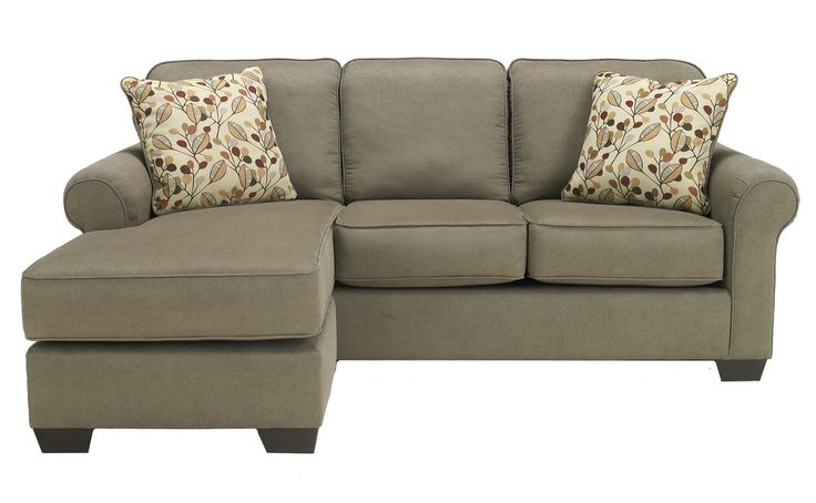 Ashley Danely Sofachaise - Dusk | Sofas | Raleigh Furniture | Home Comfort Furniture $449