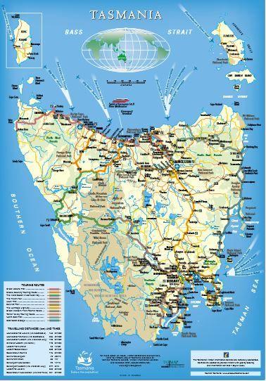 Tasmanian Travel Guide