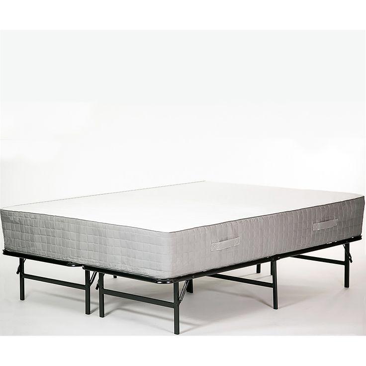 best 25 metal bed frame queen ideas on pinterest ikea bed frames ikea metal bed frame and. Black Bedroom Furniture Sets. Home Design Ideas