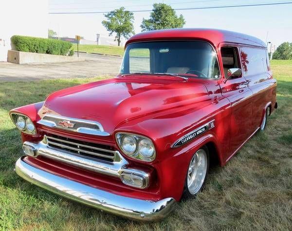1959 Chevrolet Apache Classic Trucks Chevy Trucks Vintage Trucks