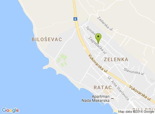 Apartment Mustapic Makarska