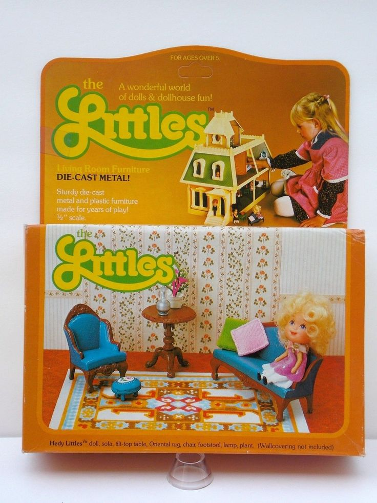 Mattel The Littles Family Room