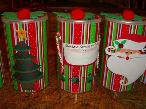 crafts from oatmeal containers | oatmeal containers