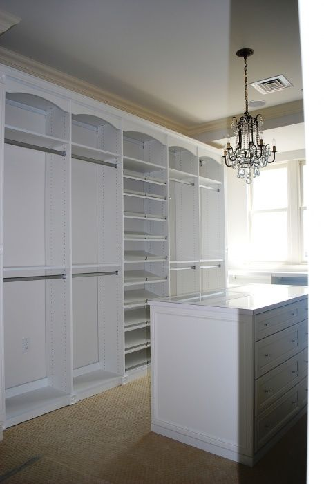 Left Side of Closet | California Closets