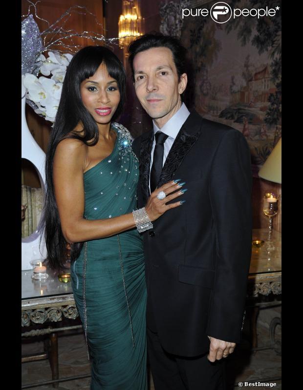 Mia Frye et son mari Michel