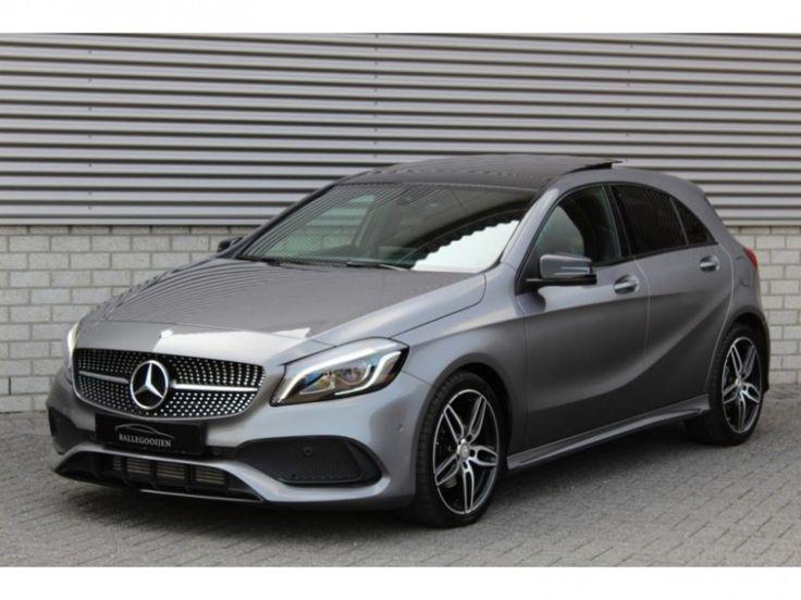Mercedes-Benz A-Klasse Description: Mercedes-Benz A-Klasse A200 d Aut7 136PK AMG-Pakket Night-Pakket Navi Panoramadak 2016. - 5826252-AWD Price: 488.22 Meer informatie