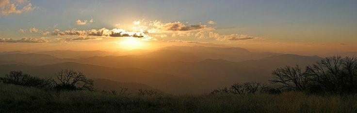 Mount Feathertop, Australia - Aerial Perspective
