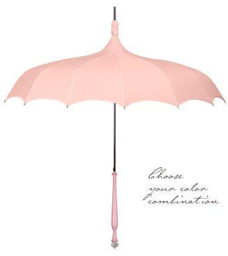 cute Rue La La branded umbrella in package? April showers! More