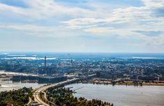Helsinki Finland stock photo