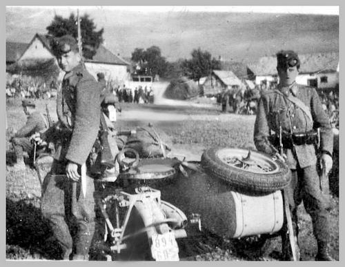 World War II troops on Motorcycles with Side pictures on our Pinterest page - http://pinterest.com/pin/504332858241700800/    Ride safe,    JB	  www.LightningCustoms.com Bike Rallies Site  http://www.lightningcustoms.com    World War II troops on Motorcycles with Side pictures on our Pinterest page - http://pinterest.com/pin/504332858241700800/    Ride safe,    JB	  www.LightningCustoms.com Bike Rallies Site  http://www.lightningcustoms.com