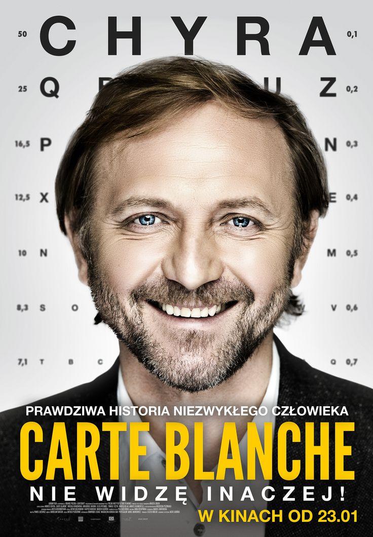 """Carte Blanche"", reżyseria: Jacek Łusiński"