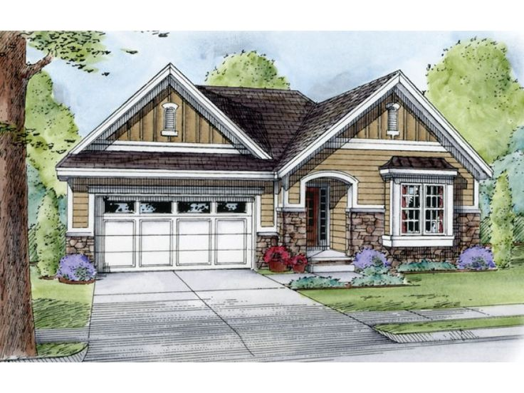 Eplans country cottage house plan traditional cottage for Eplans cottage house plan