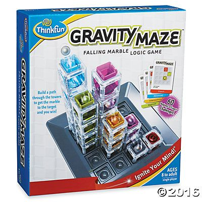 """Mar. 7-11 """"Outta this World!"""" Come join us in our story time Lab and learn about gravity and motions with this fun Gravity Maze game!"""
