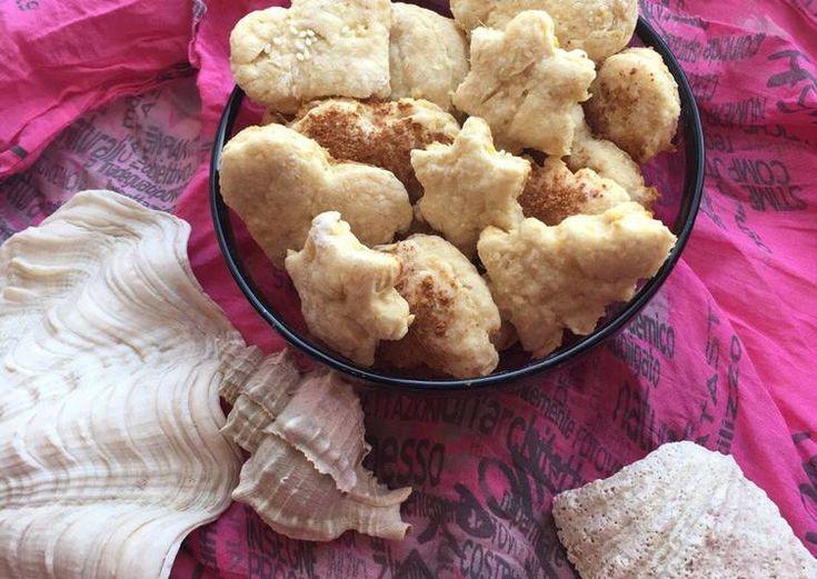Постное лимонно-овсяное печенье