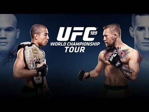 Watch today's UFC 189 news conference with Conor McGregor, Jose Aldo at 1 p.m. ET | MMAjunkie