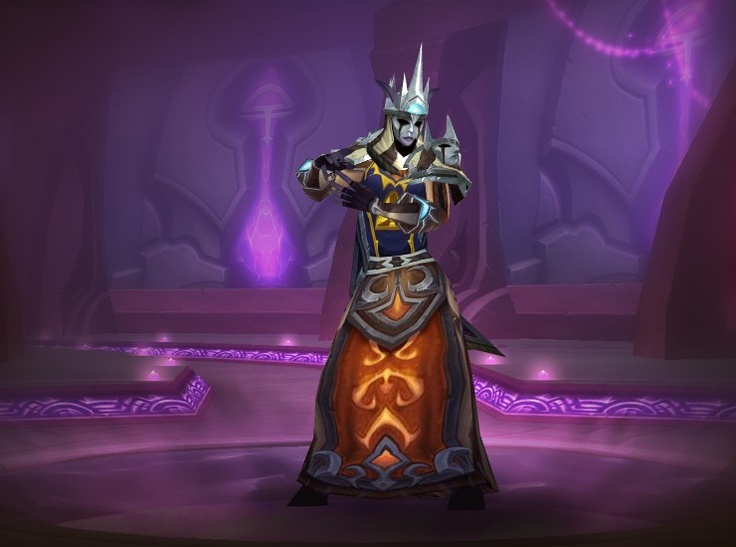 ChloeBauer, my Level 85 Shadow Priest...Pray to her, right before she Shadow Word Death's ya.....then giggles about it...