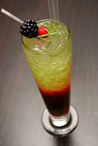 GREEN FRUITY ICED TEA | Chef Ajay Chopra