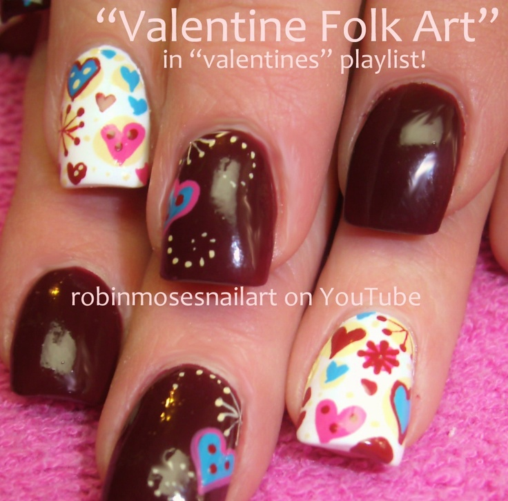 16 best Nail art images on Pinterest | Art nails, Cute nails and ...